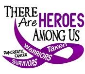 Heroes Among Us PANCREATIC CANCER