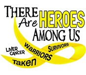 Heroes Among Us LIVER CANCER