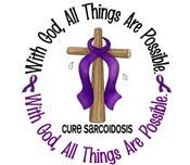 With God SARCOIDOSIS T-Shirts & Gifts