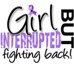 Girl Interrupted 2 Hodgkin's Lymphoma T-Shirts Gif