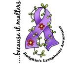 Hodgkin's Lymphoma T-Shirts and Gifts