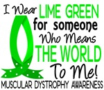Means World To Me 1 Muscular Dystrophy Shirts