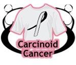 Carcinoid Cancer Shirts and Merchandise