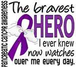Bravest Hero I Knew Pancreatic Cancer Gifts