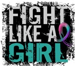 Licensed Fight Like a Girl 31.8 Thyroid Cancer Shi