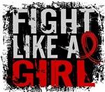 Licensed Fight Like a Girl 31.8 Heart Disease Shir