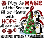 Multiple Myeloma Christmas Cards and Gifts