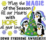 Down Syndrome Christmas Cards and Gifts