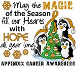 Appendix Cancer Christmas Cards and Gifts