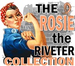 Rosie the Riveter Collection Uterine Cancer