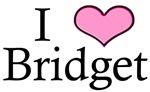 I Heart Bridget