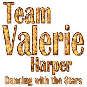 Team Valerie Harper DWTS