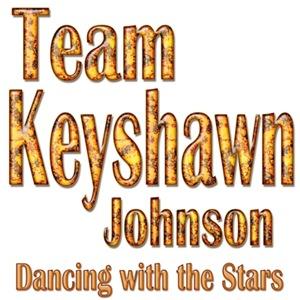 Team Keyshawn Johnson Dancing with the Stars