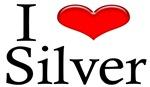 I Heart Silver