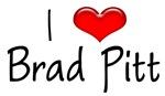 I Heart Brad Pitt