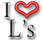 I Heart L Names