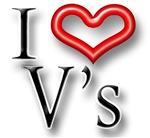 I Heart V Names