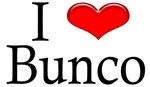 I Heart Bunco