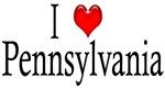 I Heart Pennsylvania
