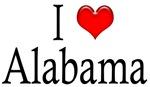 I Heart Alabama