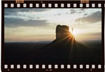 Monument Valley Sunrise 35mm Film