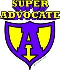 Super Advocate Logo