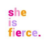 She is Fierce Colors