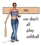 Lesbian Softball