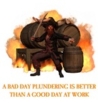 Pirate Plundering