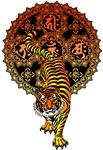 Tiger Mandala 02
