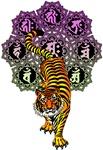 Tiger Mandala 03