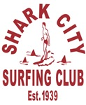 Vintage Shark City Surfing Club