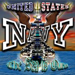 US Navy Sea is Ours