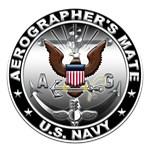 USN Aerographerss Mate Eagle AG