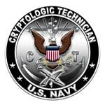 USN Cryptologic Technician Eagle CT
