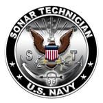 USN Sonar Technician Eagle ST