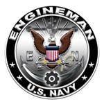 USN Engineman Eagle EN