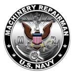 USN Machinery Repairman Eagle MR