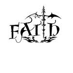 FAITH : Tribal (Dark Line)