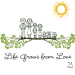 Life Grows from Love (Family)