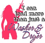 Load a Washer & Dryer