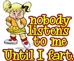 Nobody Listens (Girl)