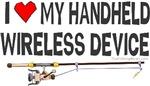 Handheld Fishing Device