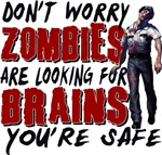 Zombie Brains - You're Safe