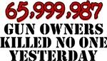 Gun Owners Killed No One