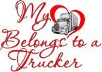 My Heart Belongs to a Trucker