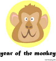 Year of the Monkey (kids)