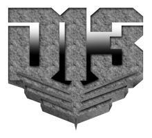 D13 District 13 in Dark Granite