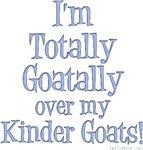 Totally Goatally Kinder Goat