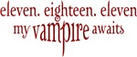 11.18.11 Vampire Awaits